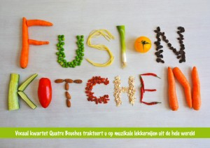 fusion kitchen - flyer-voorkant
